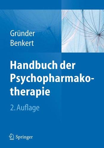 Handbuch der Psychopharmakotherapie